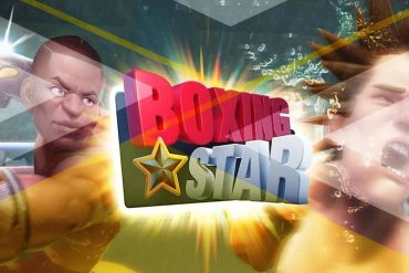 boxing star game cover