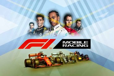 f1 mobile racing game review cover