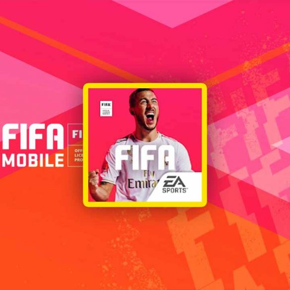 cover for fifa mobile game