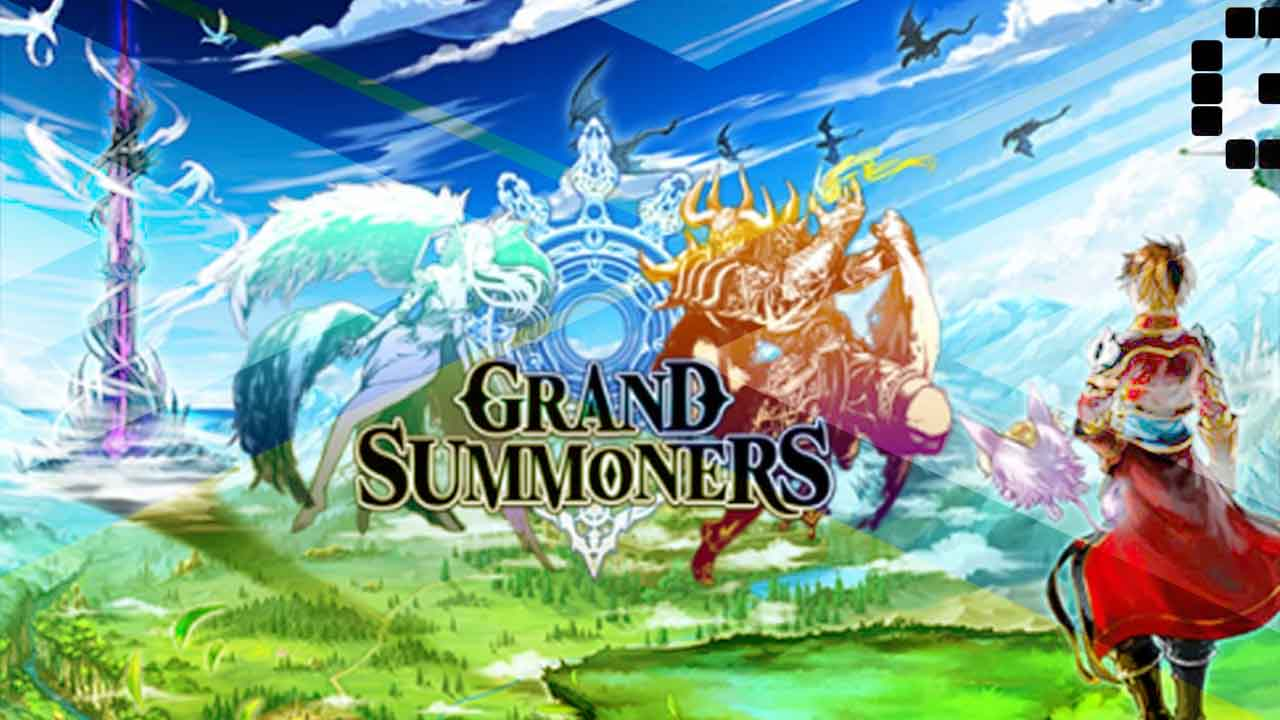 grand summoners cover