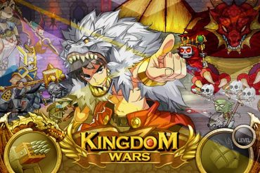 cover image for kingdom war game