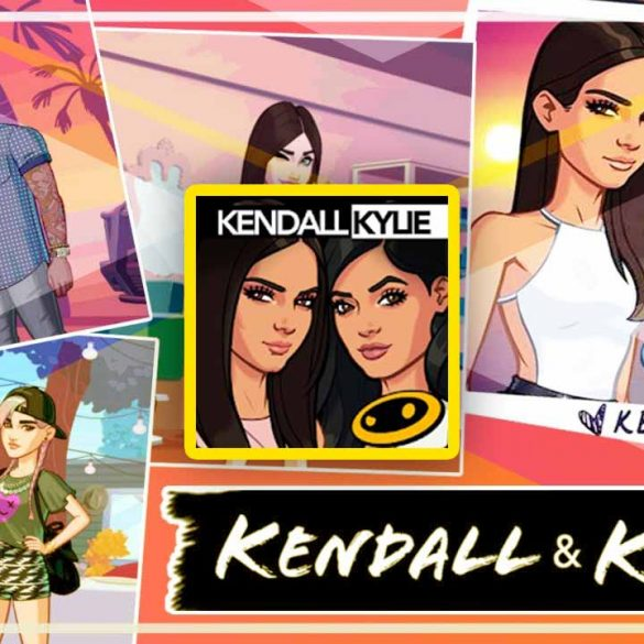 kendall and kylie game hack cover
