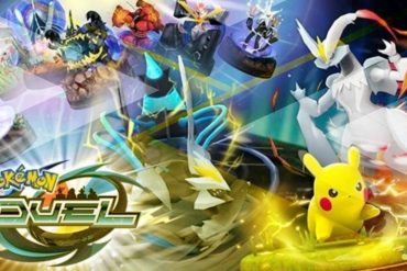 pokemon duel review cover