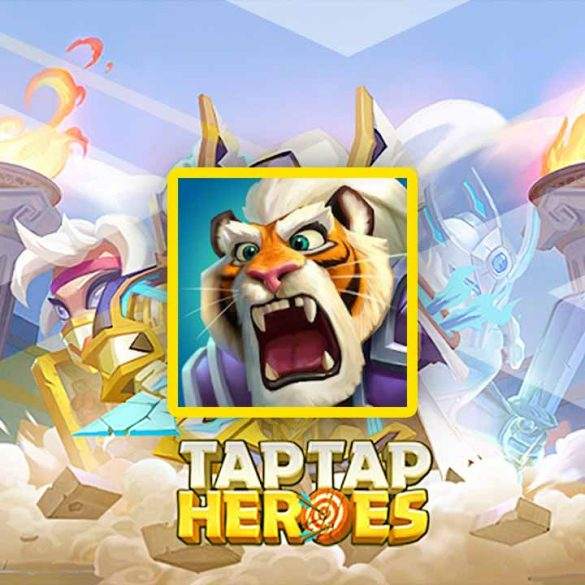 taptap heroes hack cover