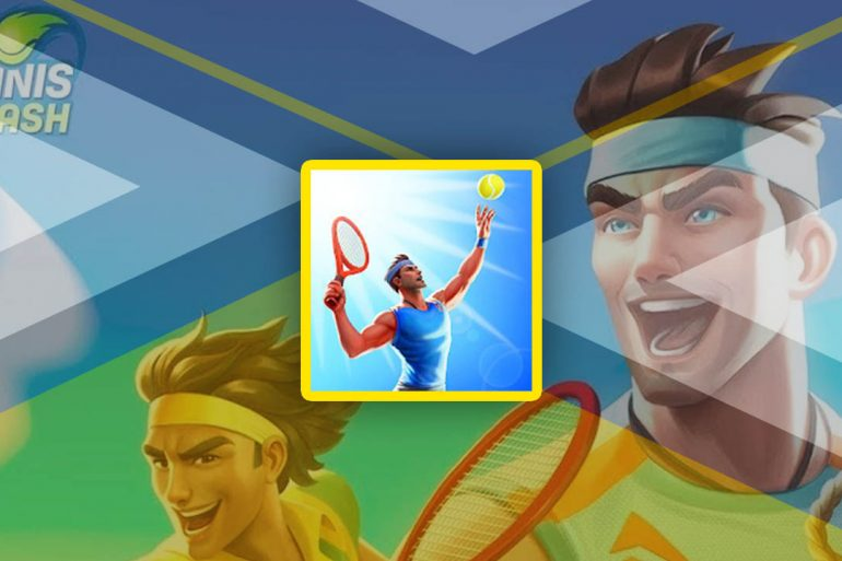 tennis clash hack tool cover image