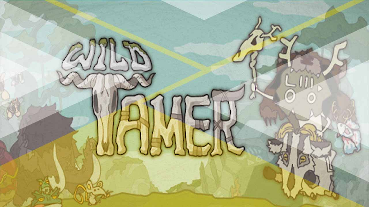 wild tamer game review cover
