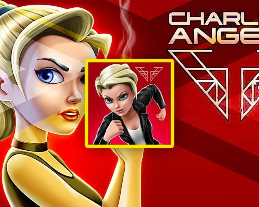 charlies angels the game cover