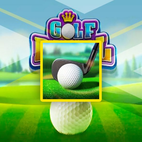 cover for golf rival game