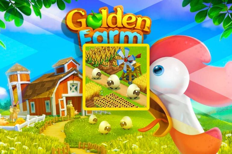 cover for golden farm