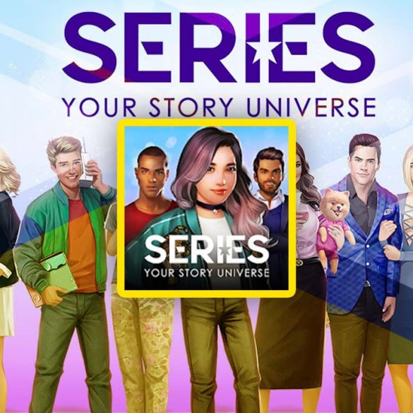 cover for series your story universe