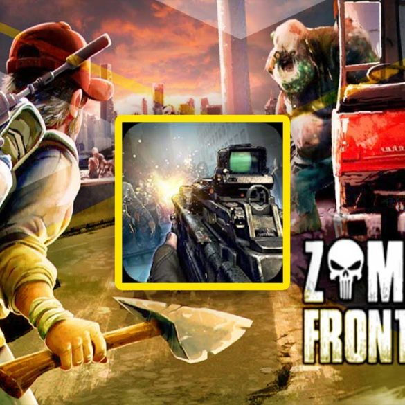 cover for zombie frontier 3